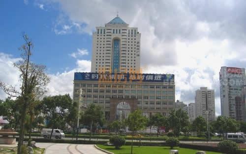 温州车站大道高端写字楼-时代广场写字楼