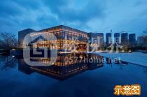 乐清绿城锦玉园实景图