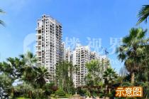 温州三江立体城 新外滩实景图