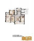 瓯江公元上城户型图