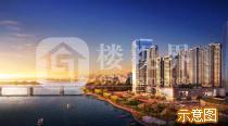 温州三江立体城 新外滩效果图