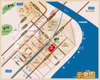 宝龙广场效果图