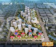 杭州富阳万达广场效果图