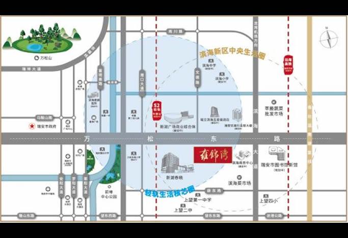 蓝光雍锦湾