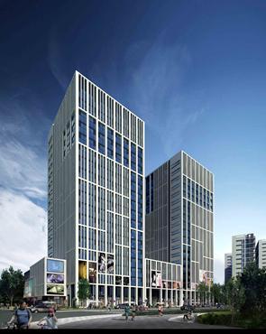 2011年8月14日温州房网8月购房团第三站上海绿地领海